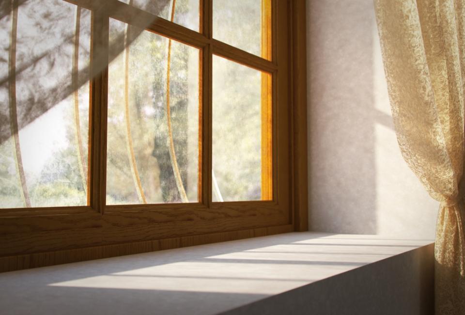 parapet okienny wewnętrzny